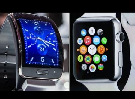 Gear s or apple watch