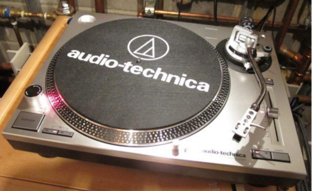 Audio-technica AT-LP 120-USB