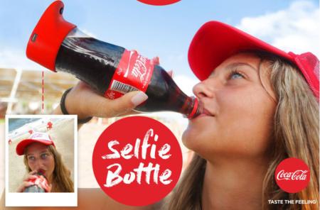 Selfiebottle
