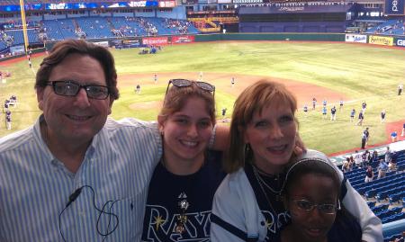 Raysbaseballfamily