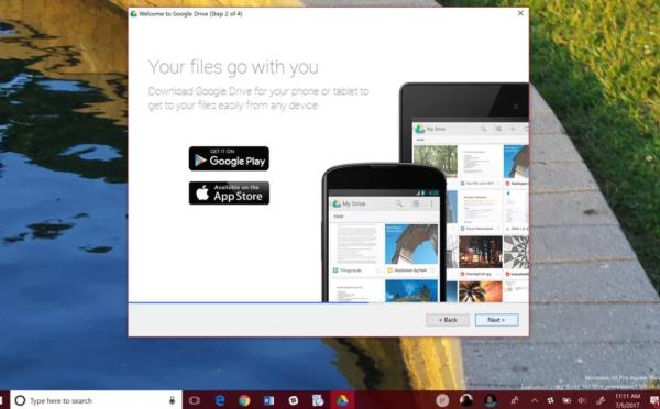 How to Use Google Drive on Windows 10