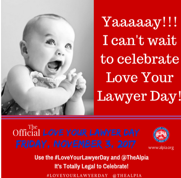 Love your lawyer