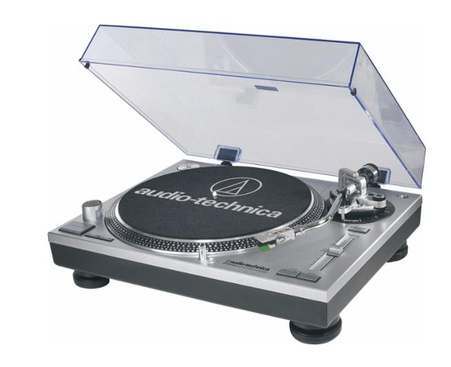 Audiotechnicalp120