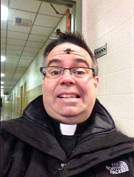 Priestselfie
