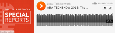 Techshow interview