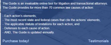 Litigation guide