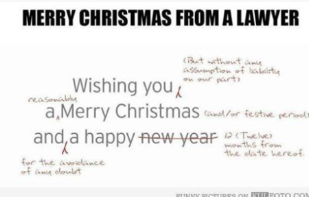 Merrychristmasfroma lawyer