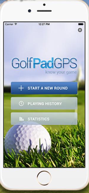 Golfpad