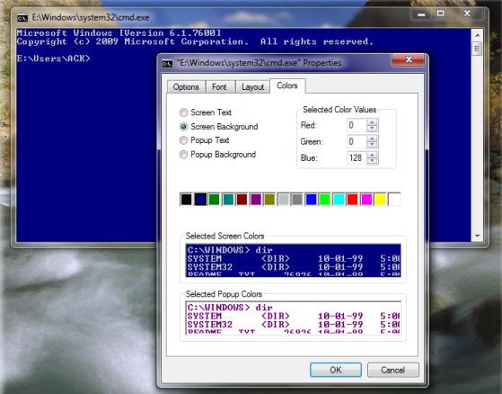 Windowscommand