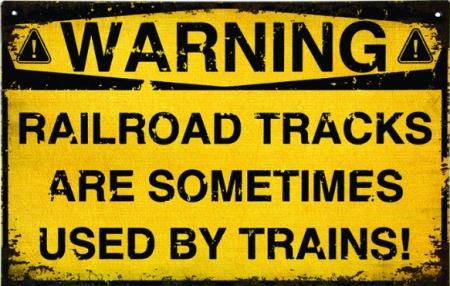 Railroadwarningsign
