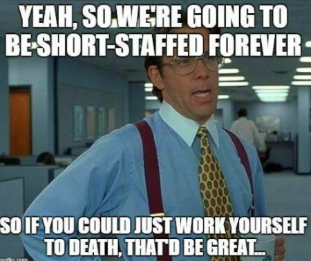 Shortstaffed