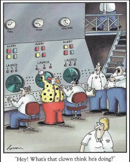 Clown science