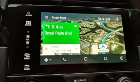 Androidautosatellite