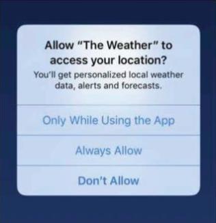 Weatherchannellitigation