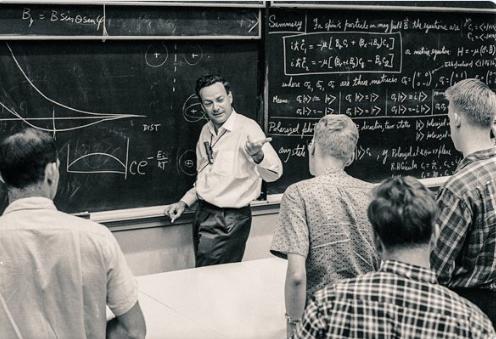 Feynmanntheoryof everything