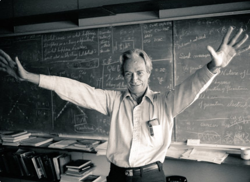 Feynmannquestions