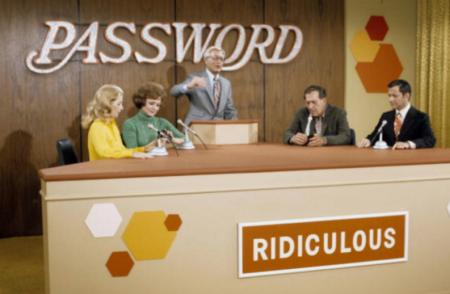 Passwordchanging