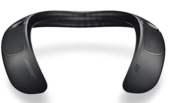 Bose wearable speaker
