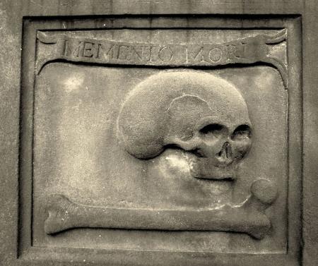 Mementomorigravestone