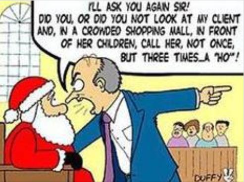 Santaprosecutor