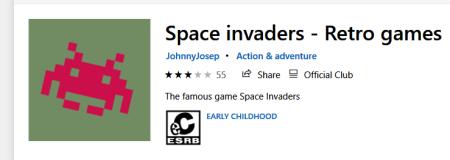 SpaceInvaderscolor