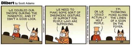 Corporatepandemic
