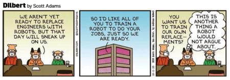 Robotbureaucrats