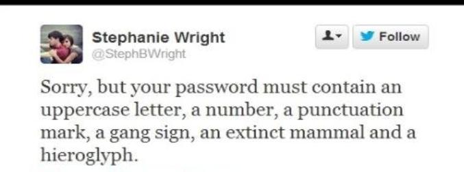 Passwordtips