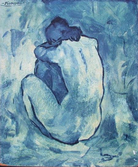 Picassonakedwoman