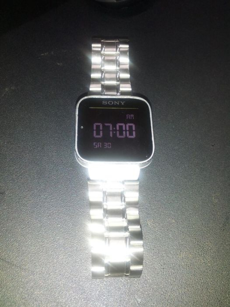 Sonysmartwatch