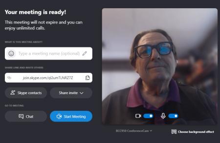 Skypemeeting