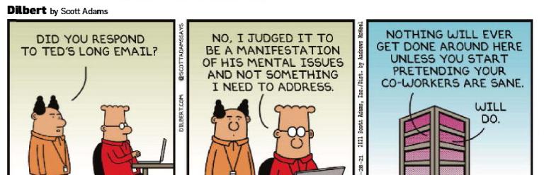 Coworkersanity
